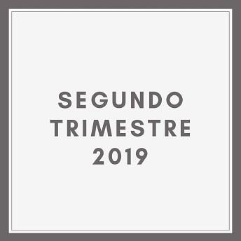 SEGUNDO TRIMESTRE 2019